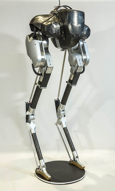 Meet Cassie, the two-legged Robot developed by Agility Robotics that walks like a human, can be used in search and rescue operations