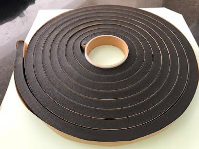 Băng cản nước Waterstop PVC loại O 5