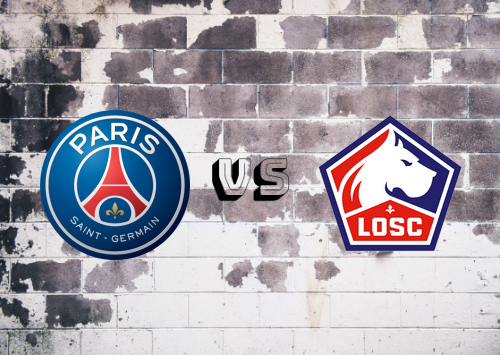 PSG vs Lille  Resumen y Partido Completo