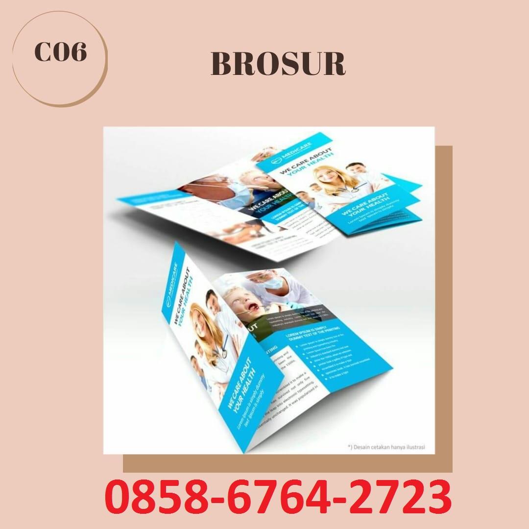 085867642723  Cetak Brosur di Magelang-Yogyakarta