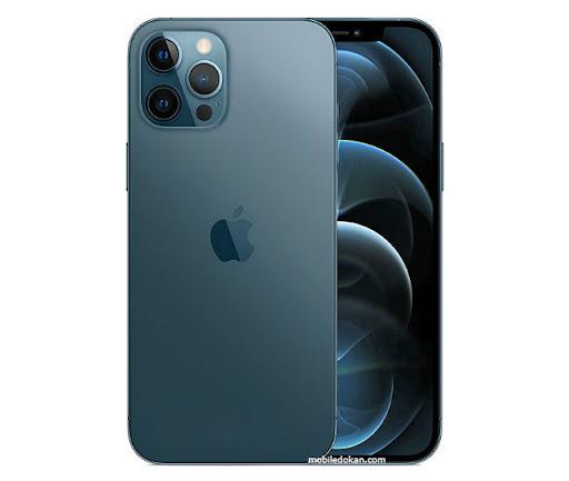 iPhone 12 Pro Max - Top 1 Smartphone Phone in Bangladesh