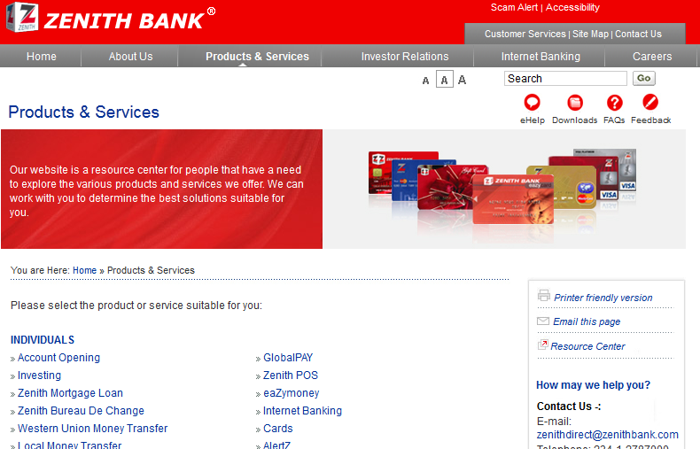 Zenith Bank In Ghana Africa 79