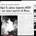 14-16 giugno 1978: quelle bombe nere contro i servizi comunali a Roma