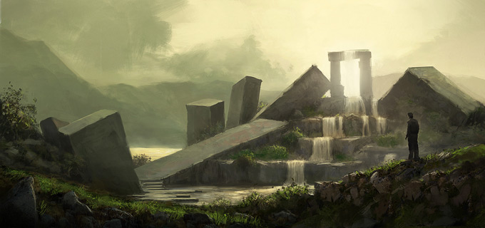 Concept Art Assassin's Creed Revelations