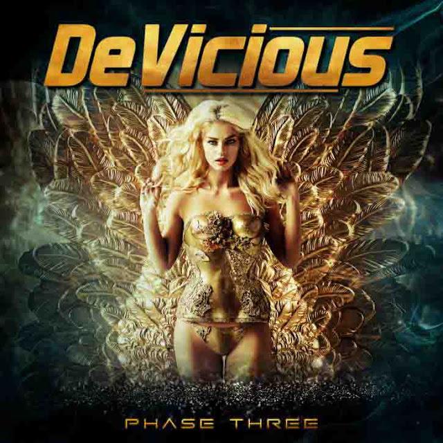 """Το βίντεο των DeVicious για το """"Rising from a Thunder"""" από το album """"Phase Three"""""""
