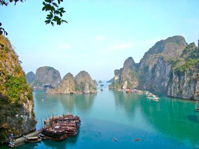 Halong Bay, Northern Vietnam