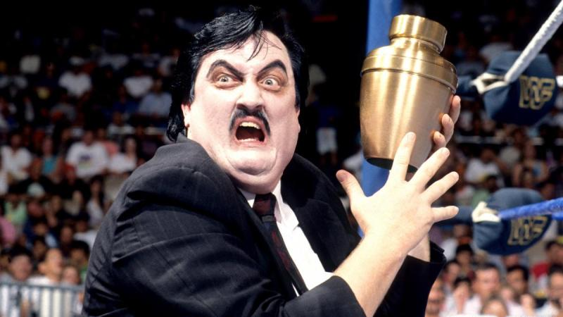 Watch WWE The Mortician: The Story of Paul Bearer 11/8/20