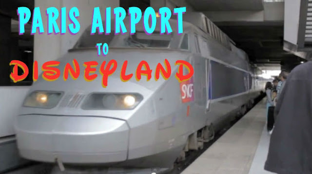 Taxi fare from paris airport to disneyland