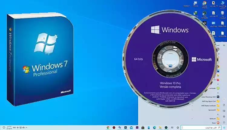 طريقة الترقية إلى ويندوز 10 مجانًا لمستخدمي نظام التشغيلwindows7/8.1... إليك التفاصيل