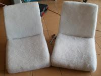 tapicerowanie prlowskiego fotela