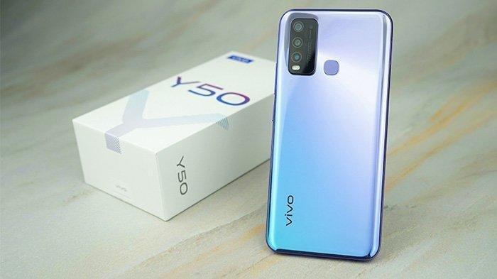 Harga Vivo Y50 Di Tahun 2021 Terbaru