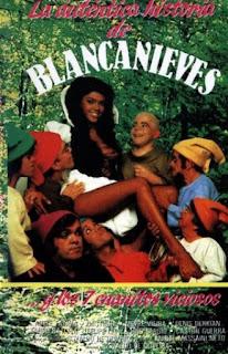 La verdadera historia de blancanieves y los 7 enanitos viciosos (1979) Comedia erotica con  Adele Fátima