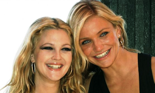 Cameroon Diaz and Drew Barrymore