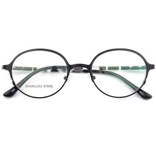 Round Glasses 203