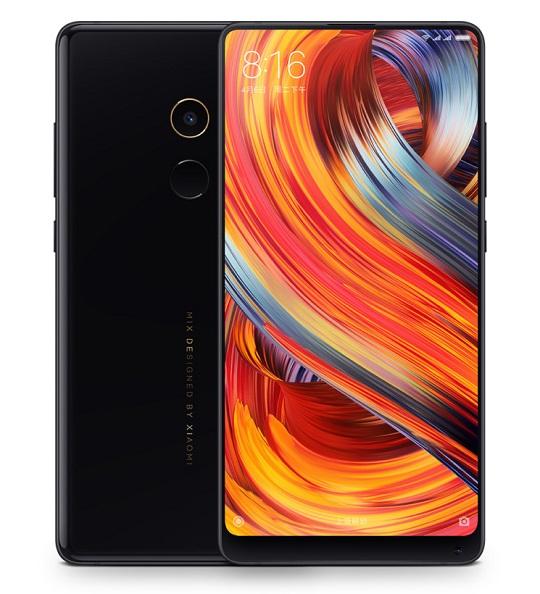 The Xiaomi Mi Mix 2