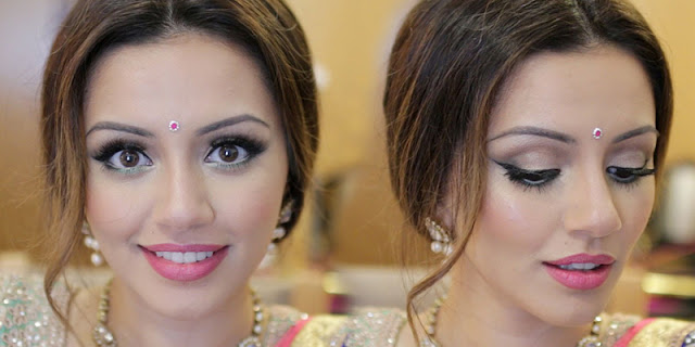 Indian New Wedding Makeup Tutorial 2016-2017 By Kaushal Beauty | 2016 Party Makeup Look - Style ...