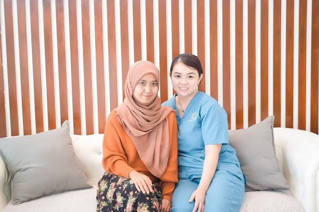 Pengalaman Buat Cleo Glow Peel Treatment di Cleo Clinic Sri Hartamas