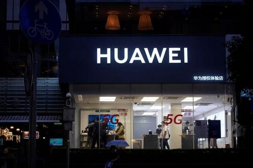 Britain may distance Huawei from 5G networks this year
