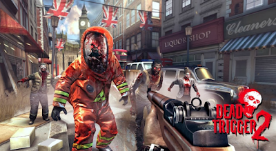 Download Dead Trigger 2 v1.1.1 Mod Apk + Data