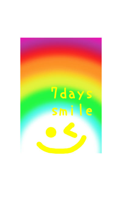 7days smile yellow