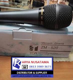 Jual Microphone TOA ZM-520 70dB 3dB di Demak