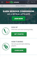 Bet9ja web affiliate | join bet9ja affiliate program and earn cool cash