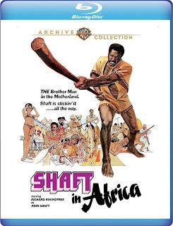 Shaft en África [BD25] *Subtitulada