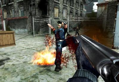 Urban Chaos: Riot Response (PS2) 2006