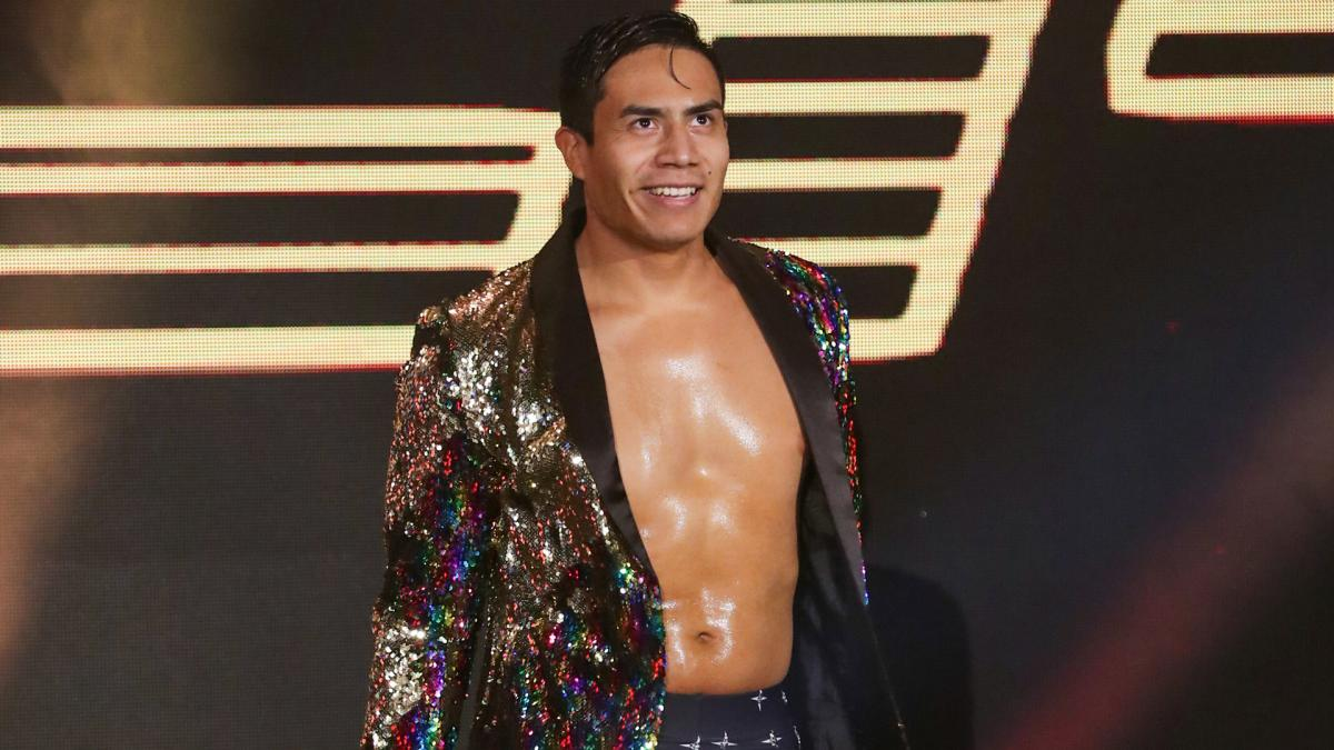 Jake Atlas anuncia sua aposentadoria do pro-wrestling