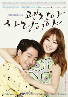 REVIEW: Its Ok, Its Love (2014) -Kdrama-