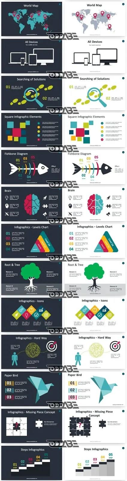 oddaeb-free-infographics-Templates