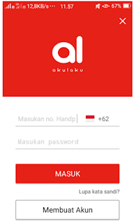 aplikasi kredit tanpa kartu kredit