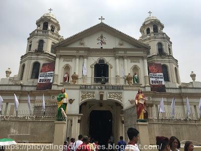 Quiapo Church Exterior
