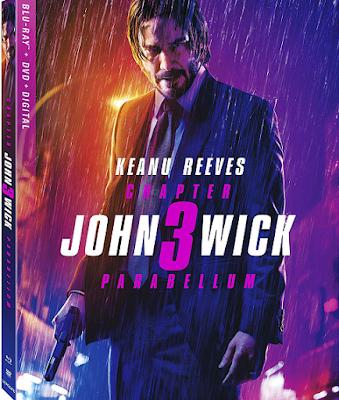 John Wick 3: Parabellum [2019] [BD25] [Latino]
