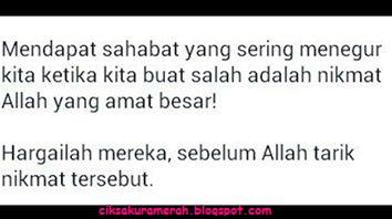 Siti Halimah Dia Sahabat Dunia Akhirat