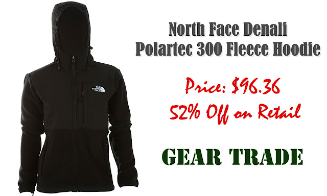 North Face Denali Hoody for Women - Web Journal