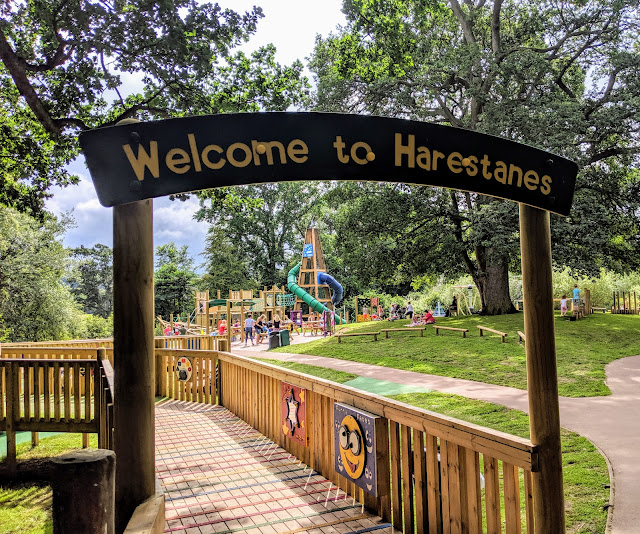 Harestanes Park