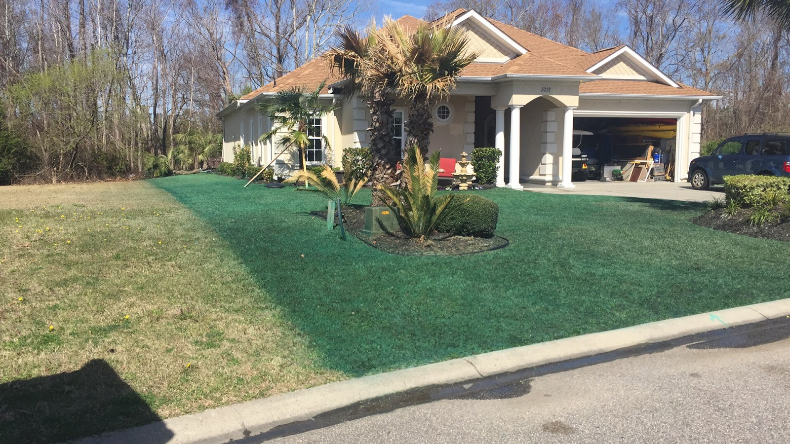 Myrtle Beach South Carolina Lawn Care Service