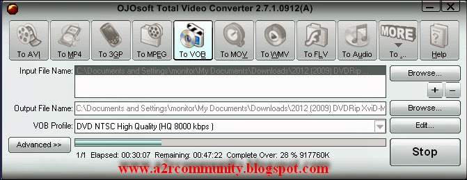 Ojo video converter free download