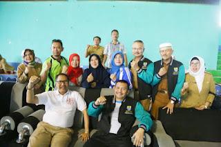Pj Wali Kota Cirebon: Melalui Pekan Olahraga Pelajar, Bangun Jiwa Korsa, Sportivitas Serta Komitmen Untuk Juara