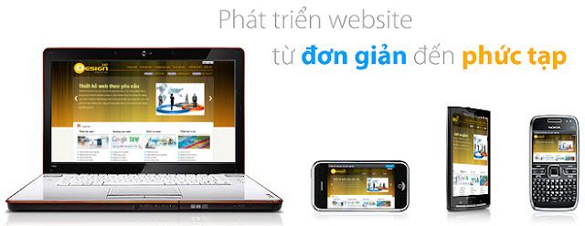 Thiết kế website cho mobile (di động) theo chuẩn Responsive