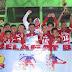 Kalahkan Pelita Jaya SS Depok, Kancil Mas Juara Kategori U-11