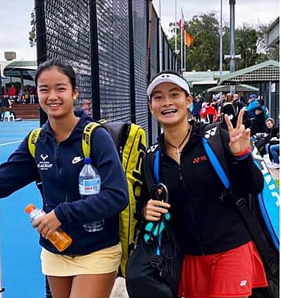 Australian Open: Priska/Eala Pijakkan Kaki ke Perempatfinal