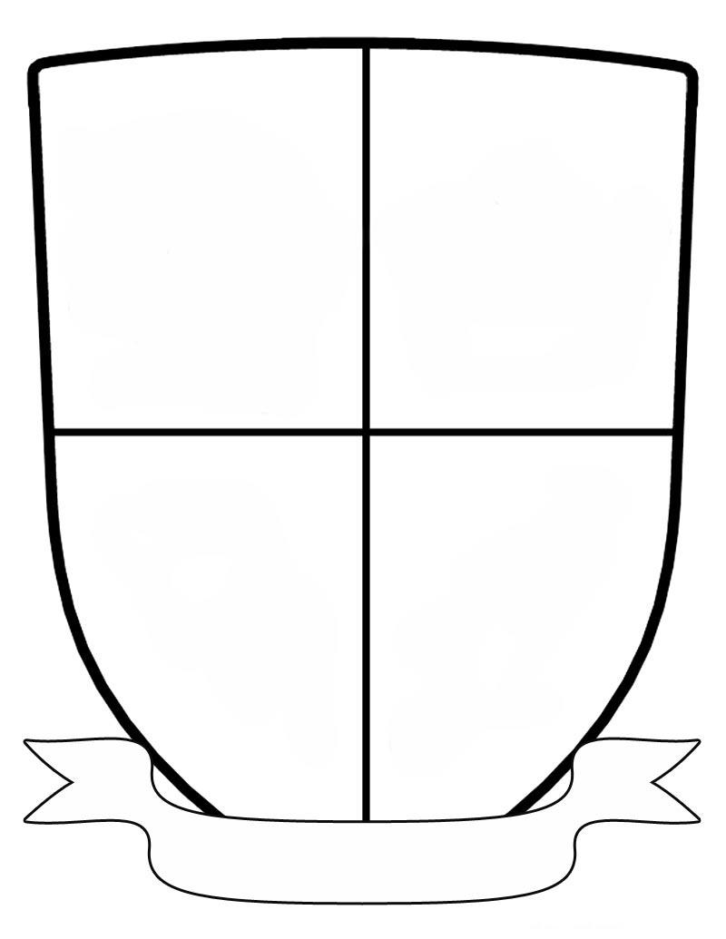 картинки для герба семьи шаблоны кого-то самодельные