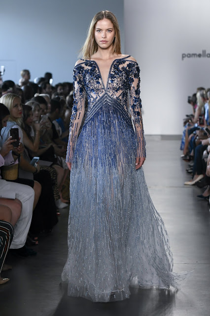 Pamella Roland Spring 2019 Collection