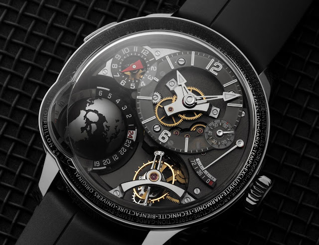 Greubel Forsey GMT Earth Final Edition