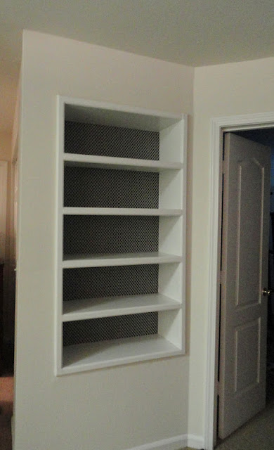 Oxford Impressions Transforming A Built In Bookcase