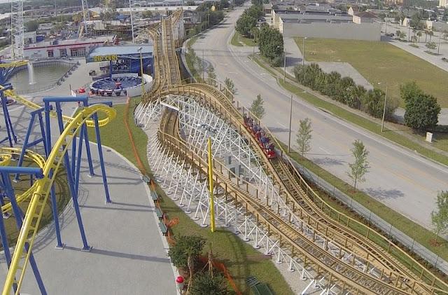 Parque Fun Spot em Orlando