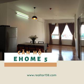 cho thuê căn hộ chung cư ehome 5 the bridgeview 1 phòng ngủ khu nam long