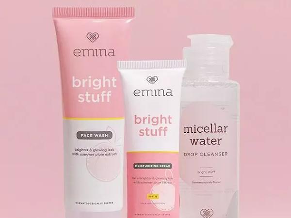 Emina Bright Stuff Series - Skincare untuk Remaja